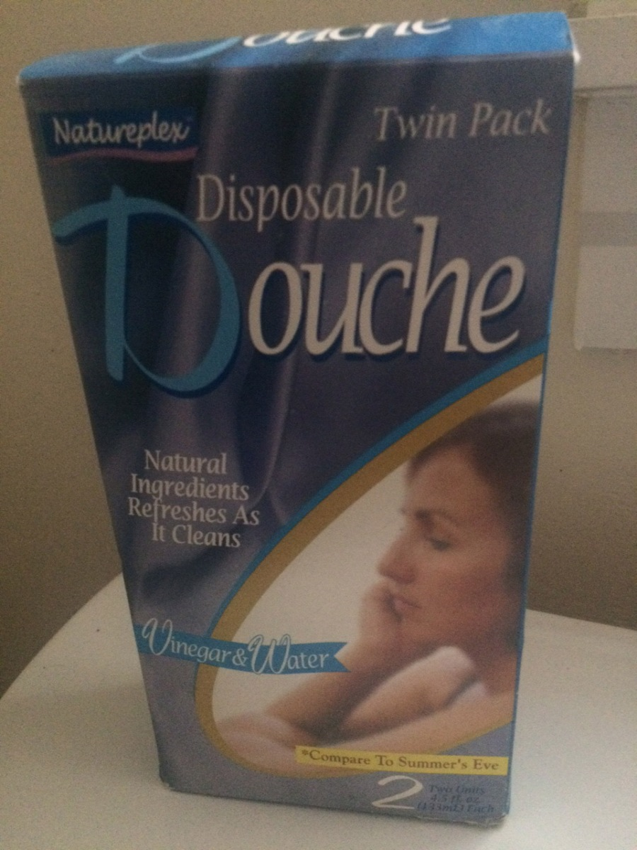 Dollar Store Douche (And other tales from the bathroom ...