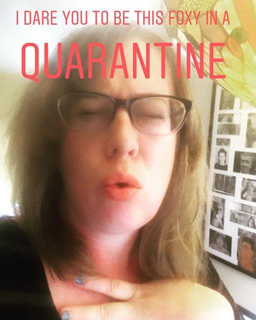 quarantinelady